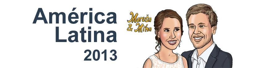 América Latina 2013