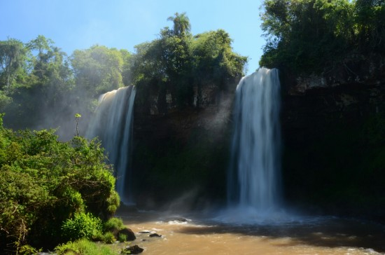 Slapovi Iguazú