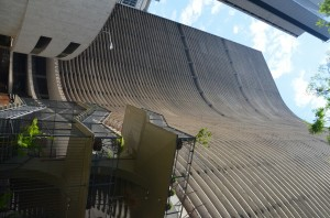 Edificio Copan - stavba, prevelika za v objektiv