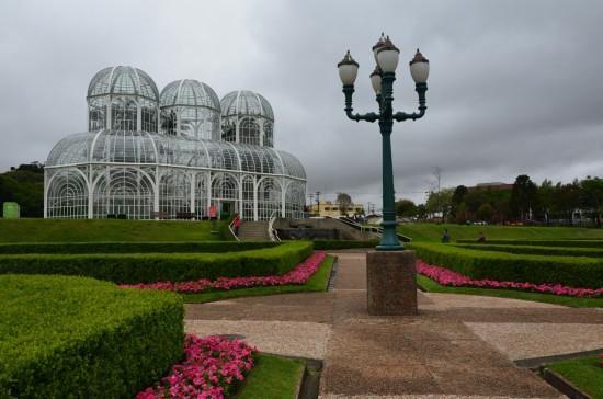 Botanični vrt Curitiba