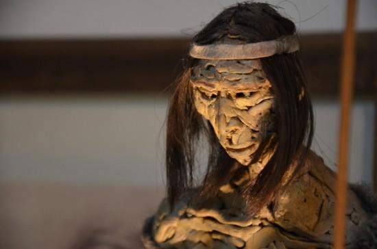 Muzejski Indijanec